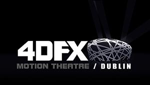 3D CGI 4dfx animated logo 2d motion graphics next hive