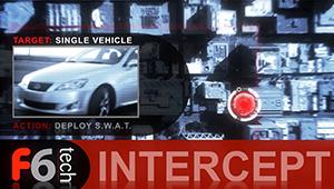 3D CGI map aerial sandbox tracking insurance black box intercept automated car traffic