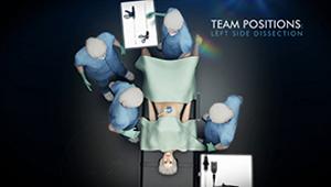 3D CGI surgery laproscopic olympus triport asc 01