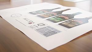 Web mobile augmented reality app designar logo iPad Apple QR Code